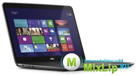 DELL XPS 15 TOUCH ������� ������ � ������ �������