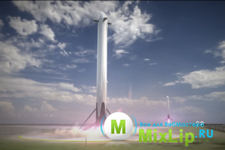 SpaceX ���������� ���������� ������� ������ �� �����